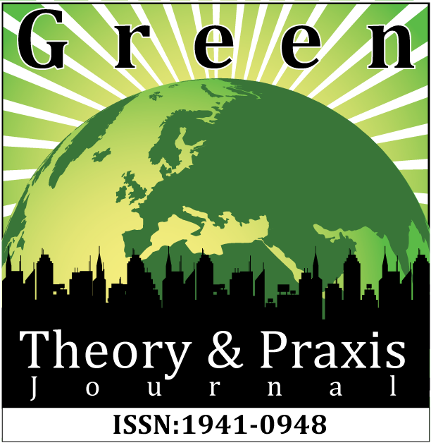 Green Theory & Praxis Journal – Special Issue Call for Papers!