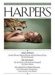 harpers magazine june 2012