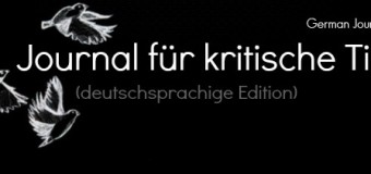 Journal für kritische Tierstudien, deutschsprachige Edition Volume 1, No. 3,  Juli 2014 (Vol 1. Issue 3, 2014)