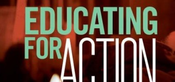 """Educating for Action: Strategies to Ignite Social Justice"" a New book includes ICAS members"
