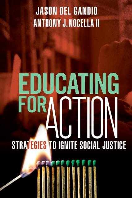 educating for action book cover