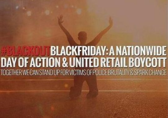 #BoycottBlackFriday