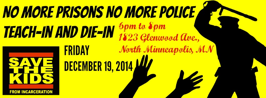 NO MORE PRISONS no more police