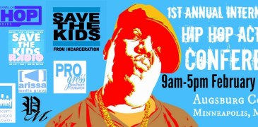 1st annual conference hip hop activism