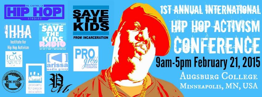 1st annual conference hip hop activism