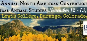 2016 15th Annual North American Conference for Critical Animal Studies