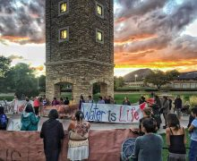 ICAS In Solidarity with Standing Rock
