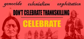 Top 5 reasons to NOT celebrate Thanksgiving, November 2020