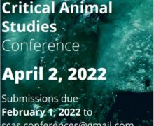 7th Annual Students for Critical Animal Studies Conference April 2022