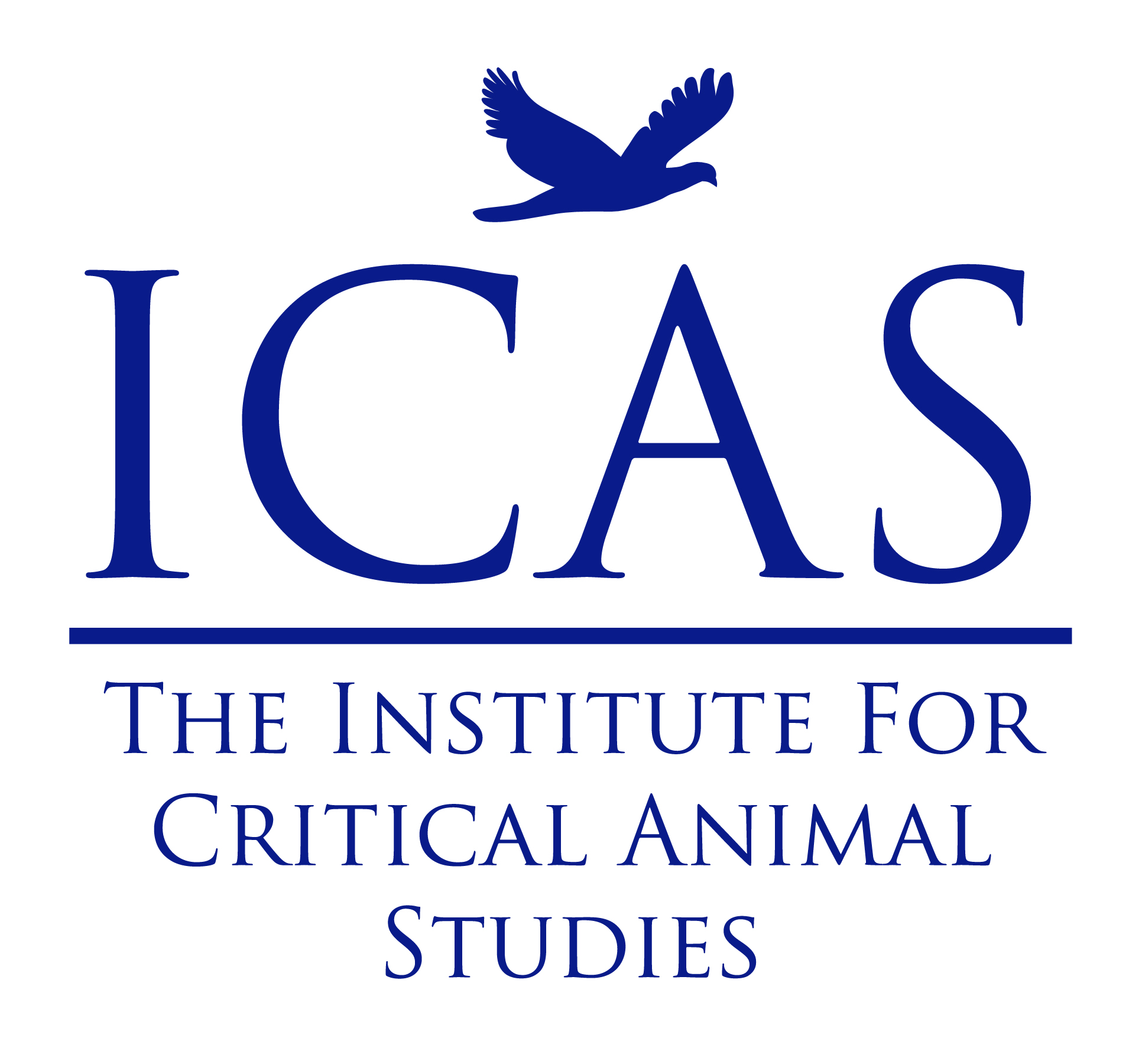 Institute for Critical Animal Studies Website Design History