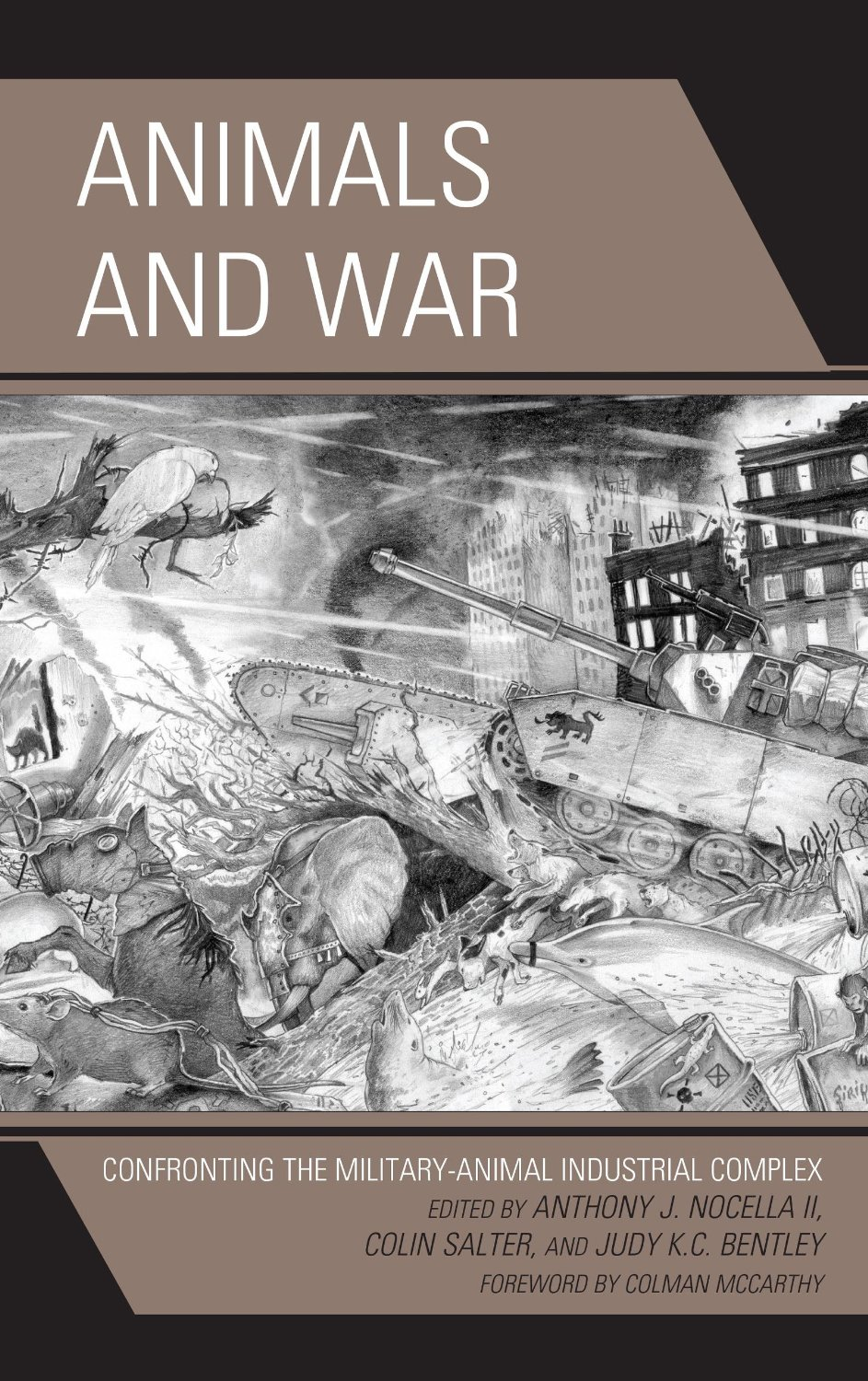 Animals and War book Wins Peace Studies Book of 2013