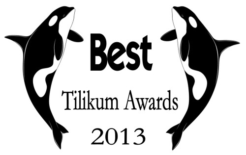 Best – Tilikum Awards of 2013