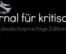 Journal für kritische Tierstudien, deutschsprachige Edition Volume 1, No. 4, Sept 2014