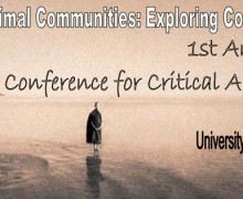 Old Repost: Call for Presentations for the 2013 1st Annual Africa Conference for Critical Animal Studies