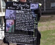 International Day for Britches Memorial Service April 19th – University of Toronto