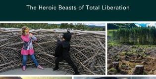New Book:  Superheroes and Critical Animal Studies: The Heroic Beasts of Total Liberation (Critical Animal Studies and Theory)