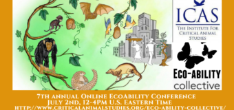7th Annual Ecoability Conference–July 2, 2021